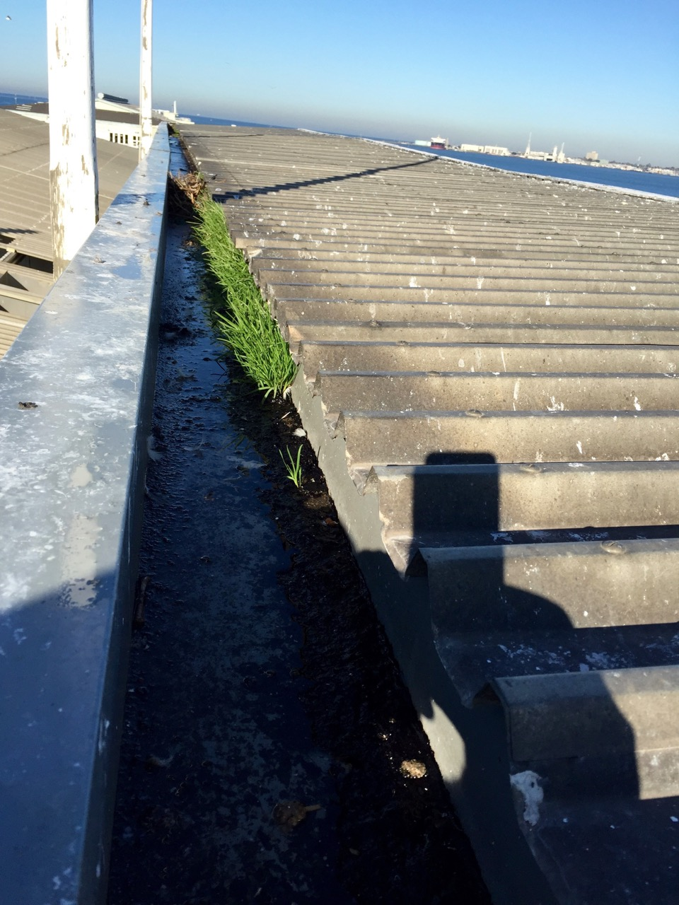 Factory Gutter Cleans