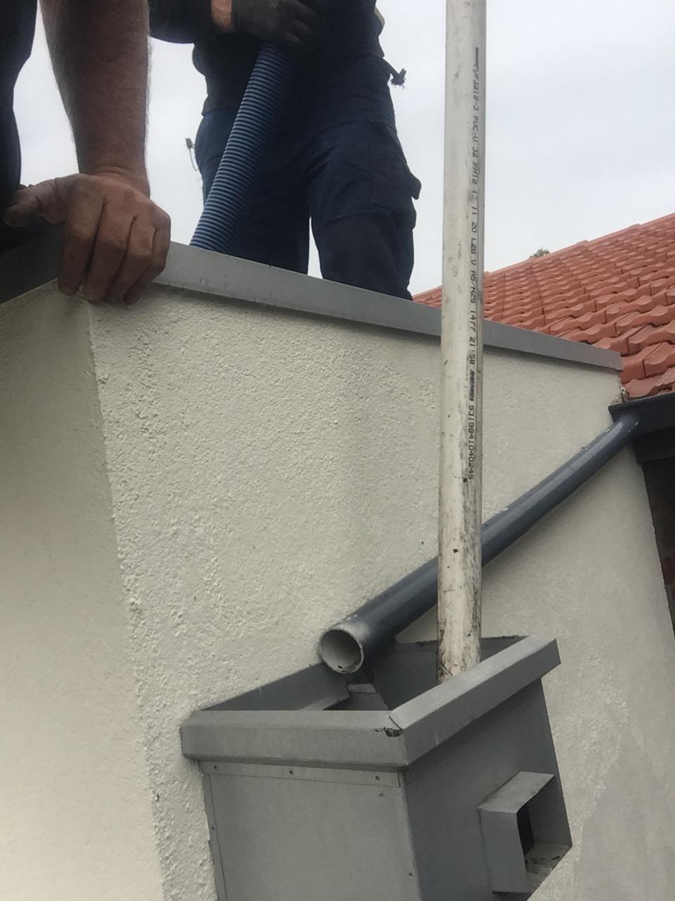 Rain Heads Amp Box Guttering Gutters Cleaned Melbourne