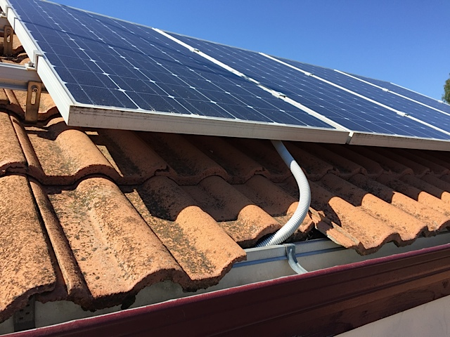 Solar panels need Cleaning
