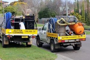 Vacuum Cleaning vehicles